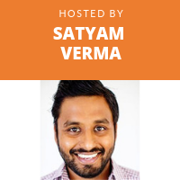 Webinar Hosted By - Satyam