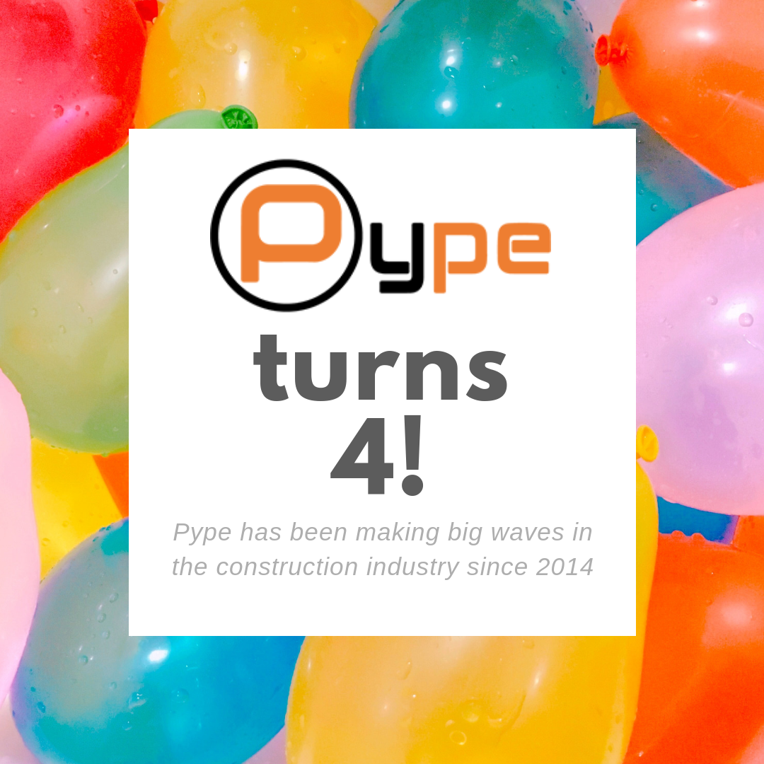 Pype is 4